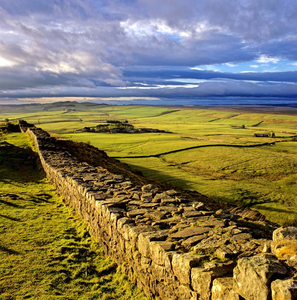 """...A Roman necklace draped around the neck of northern England..."""""""